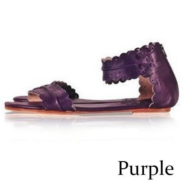 Women Shoes 131024 Purple / Us 5 Shoes