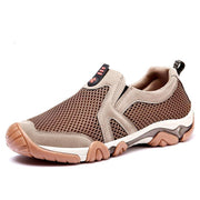Mens Breathable Recreational Running Shoessecond -30% By Codebts30 131418 Khaki / Us 6.5 Men Shoes