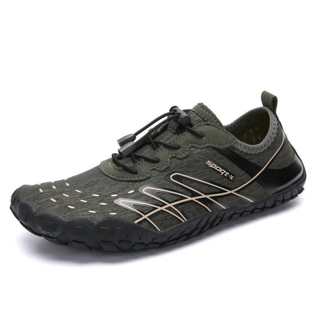 Mens Breathable Non-Slip Fitness Outdoor Water Shoes 131992 Khkai / Us 6.5 Men