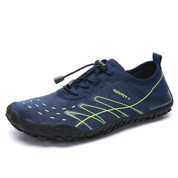 Mens Breathable Non-Slip Fitness Outdoor Water Shoes 131992 Blue / Us 6.5 Men