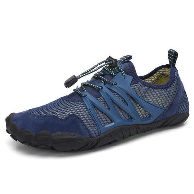 Mens Summer Breathable Mesh Quick Dry Outdoor Fitness Water Shoes Men