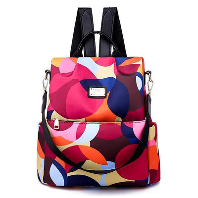 Printing Design Anti-Theft Backpack (Buy Two Get One 35%) Women Bags Luggages