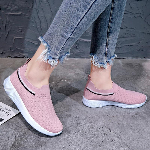 Female Fashion Suitable Bottom Soft Running Shoes