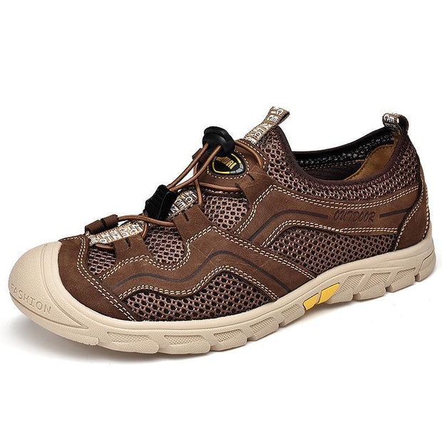 Mens Quick Drying Slip On Water Shoes For Beach Or Sports 132882 Brown / Us 6 Men