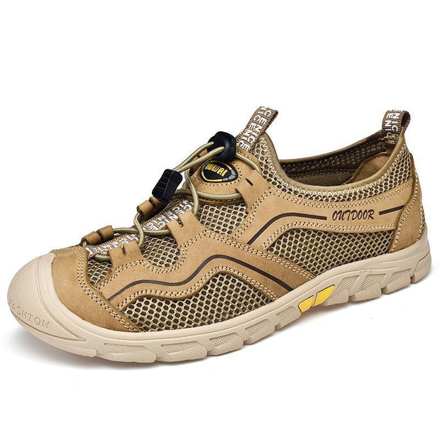 Mens Quick Drying Slip On Water Shoes For Beach Or Sports 132882 Khaki / Us 6 Men