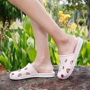 Ladies Casual Hole Slippers 128367 Women Shoes
