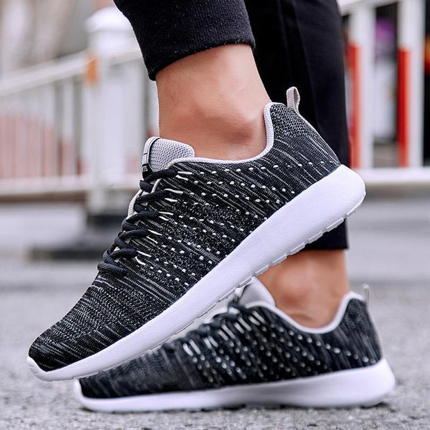 Men Sneaker Running Shoes Sneakers Breathable Mesh Sports Walking Athletics 115318