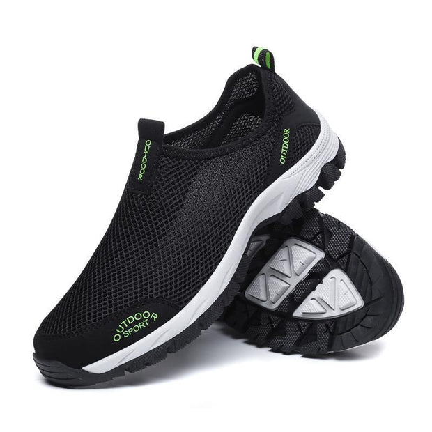 Men Outdoor Leisure Breathable Climbing Water Shoes