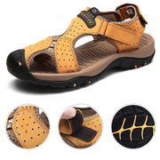 Men Summer Sandals Casual Shoes Man Roman Style Beach Brand Spring Big Size 39-47 120712