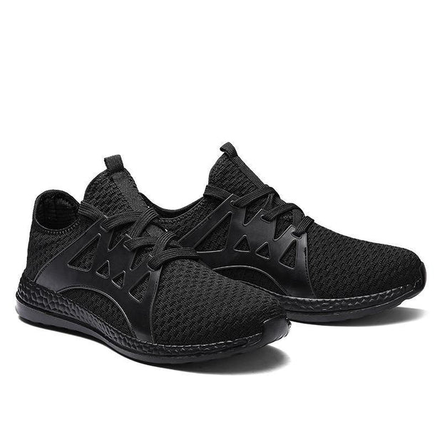 Running Shoes For Men Lace-up Athletic Trainers Sports Male Shoes Outdoor Walking Sneakers 115086