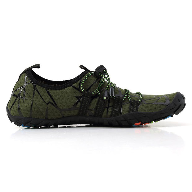 Men's Water Shoes Breathable Non-Slip Diving Wading Hiking Shoes Swimming Shoes Lover Sport Shoes 122470