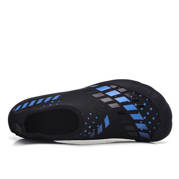 Mens Breathable Comfortable Non-Slip Fitness Shoes Swimming Multi-Functional Sports 122077 Men