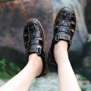 Mens Casual And Comfortable Outdoor Flat With Soft Waterproof Sandals 124951 Men Shoes