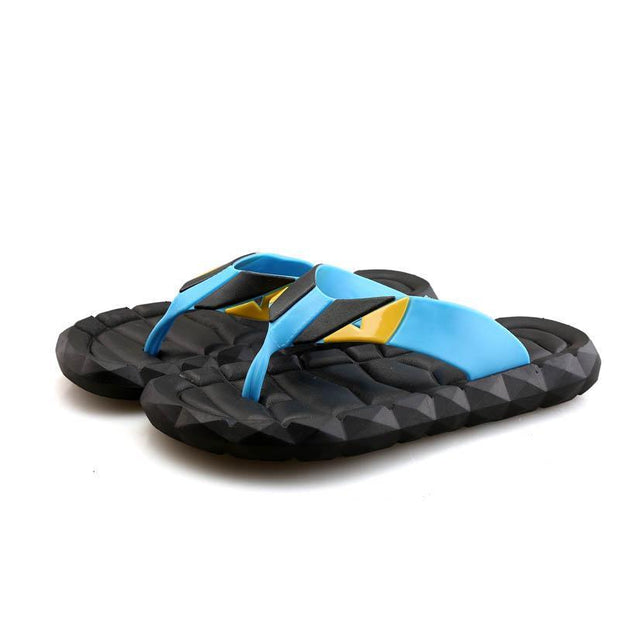 Mens Casual Fashion Slippers 125677 Men Shoes