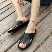Mens Casual Trend Outdoor Flat With Wear-Resistant Slippers 126059 Men Shoes