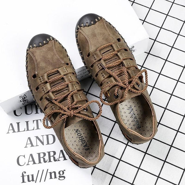 Mens Fashion Breathable Sandals 122100 Men Shoes