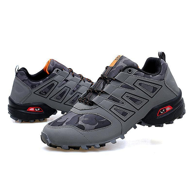 Mens Hiking Shoes Outdoor Male Sneakers Breathable Trekking Mountain Sports Climbing 119662 Men