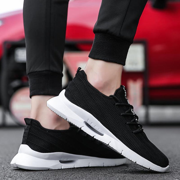 Mens Knit Casual Shoes Fashion Wild Sports Outdoor Breathable Running 127267 Men Shoes