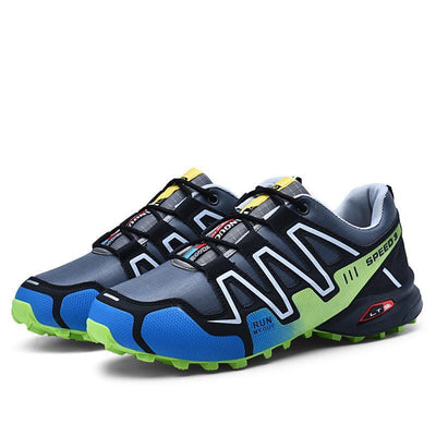 Mens Large Size Outdoor Casual Hiking Shoes Men