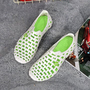 Mens Light-Weight Comfortable Hole Beach Sandals Men Shoes