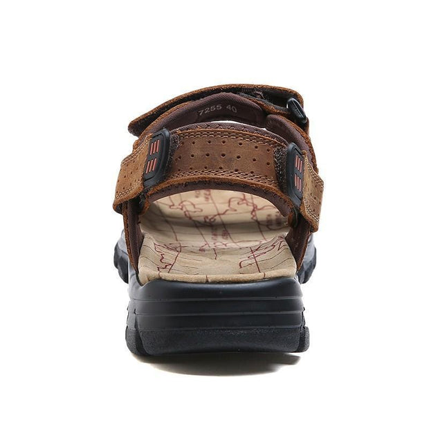 Mens Outdoor Casual Platform Sandals 122126 Men Shoes