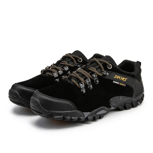 Outdoor Hiking Shoes Non-Slip Mens Large Size Mountain Travel Casual Cross-Country 116287 Men Shoes