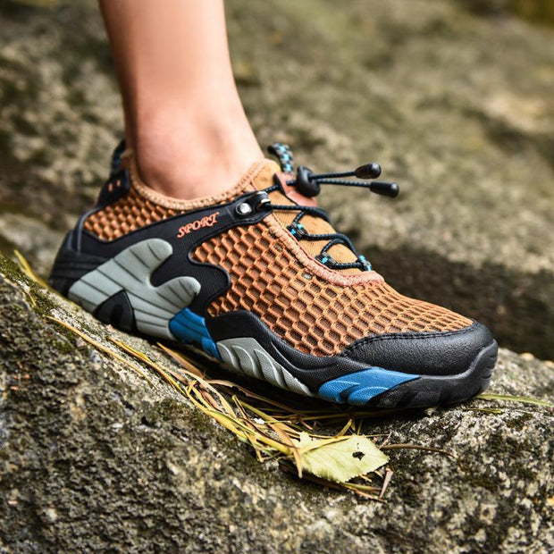 Mens Outdoor Sports Quick Dry Boating Diving Water Shoes Men