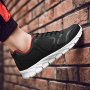 Autumn And Winter Mens Running Non-Slip Sneakers Wear Large Size Casual Soft Bottom Shoes 116341 Men