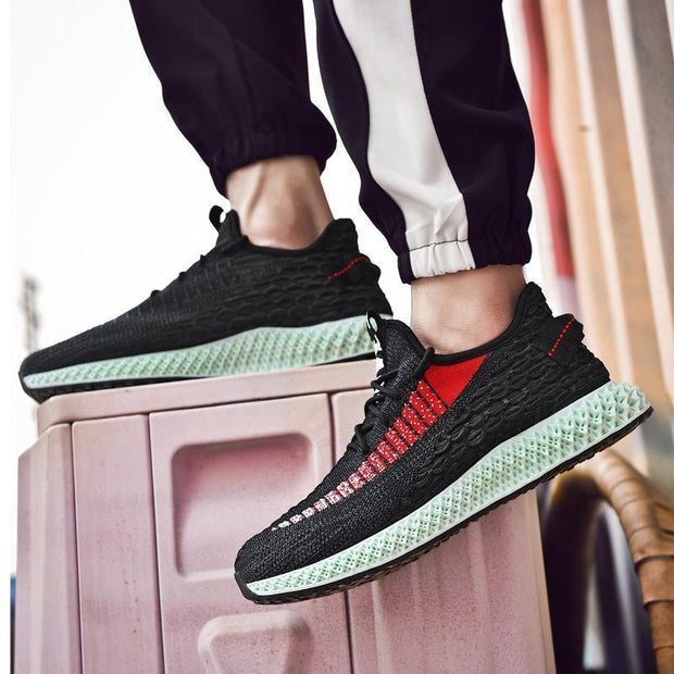Mens Spring Tide Shoes Large Size Mens Coconut Fly Woven Breathable Casual 120583 Men Shoes