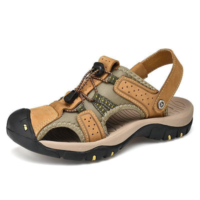 Mens Summer Casual Breathable Outdoor Hiking Beach Sandals Men Shoes
