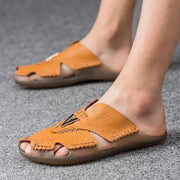 Mens Summer Trend Soft Comfortable Sandals And Slippers 131328 Men Shoes