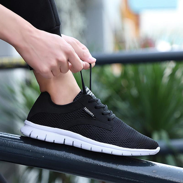 Mens Ultra-Light Sports Casual Handmade Shoes Are Comfortable And Lightweight 123412 Men Shoes