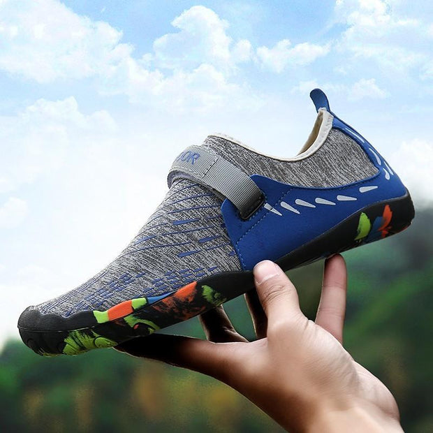 Mens Water Resistant Outdoor Breathable Hiking Shoes 121986 Men