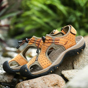 Men Outdoor Fashionable Comfortable Hiking Sandals Shoes