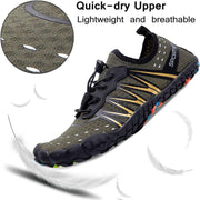 Mens Casual Quick Drying Sports Barefoot Water Shoes Men