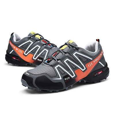 Mens Trend Large Size Series Explosions Hiking Shoes Men