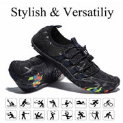 Mens Water Shoes Quick Dry Barefoot For Swim Diving Surf Aqua Sports Pool Beach Walking Yoga 131294