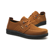 Mens Casual Oxfords Stylish All Match Chic Outdoor Shoes Men
