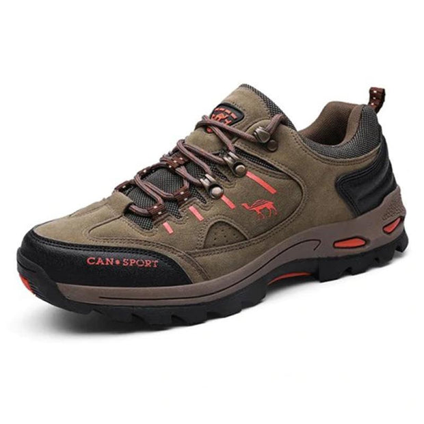 Mens Low Help Outdoor Hiking Shoes 137271 Camel Brown / Us 6 Men