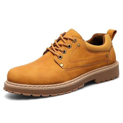 Mens British Wind Low-Top Shoes Men