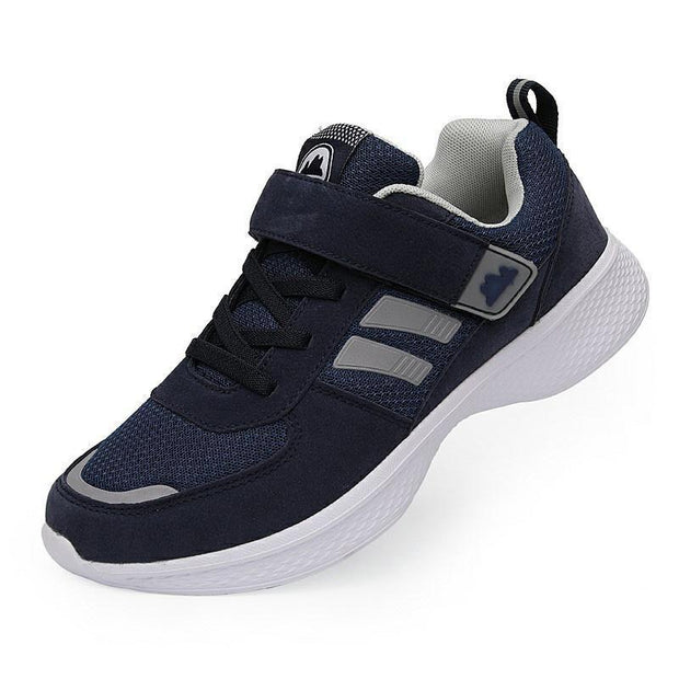 Mens New Lightweight Slip-On Sneakers 137350 Dark Blue / Us 6 Men Shoes
