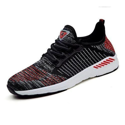 Mens Fashion Tide Mesh Running Shoes Men