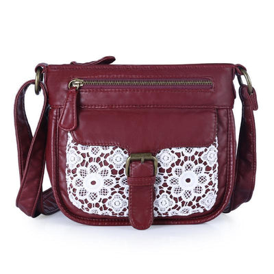 138441 Womens Autumn And Winter Fashion Single Shoulder Messenger Bag Women Bags Luggages