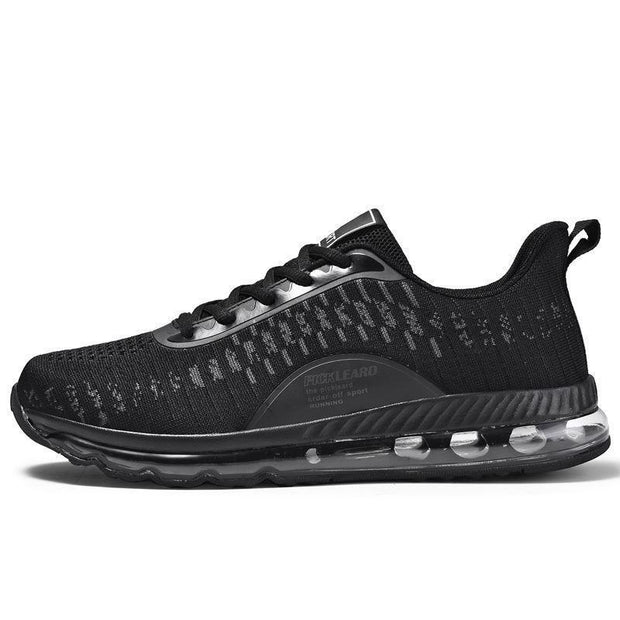 Mens Large-Size Mesh Breathable Wear-Resistant Palm Cushion Sneakers 136419 Black / Us 6 Men Shoes