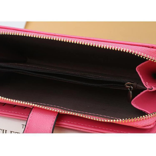 Large Capacity Multi-Function Wallet Women Bags Luggages