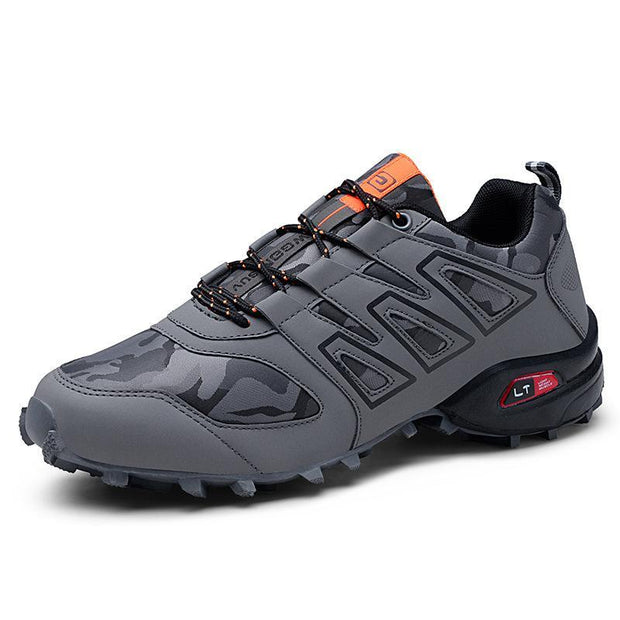 Mens Fashion Outdoor Casual Sports Hiking Shoes 117813 Gray / Us 6.5 Men