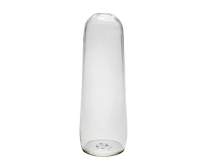 Aurora Pill Vase in Clear