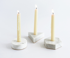 Triangular Candle Holder