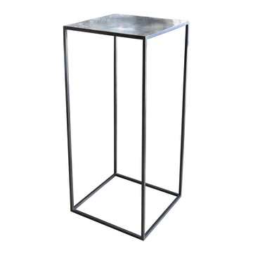 Square Steel Pedestal