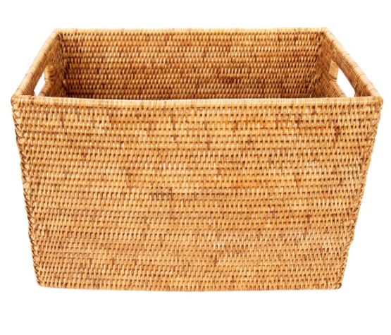 Woven Legal File Box